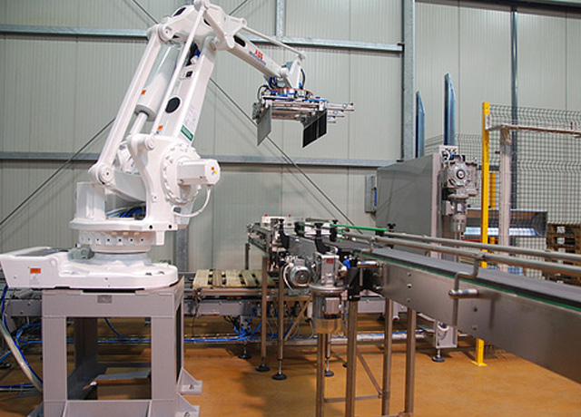 Anthropomorphous robot